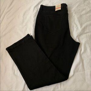 St. John's Bay black classic jeans